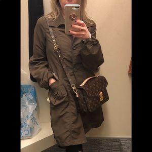 Halogen Brown Coat